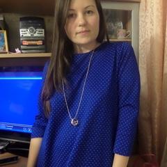 Анна Ижболдина
