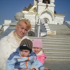 Тамара Хомич