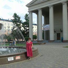 Валентина Кабышева