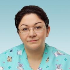 Рабият Зайниддинова