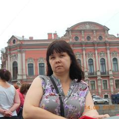 Наталья Вяткина