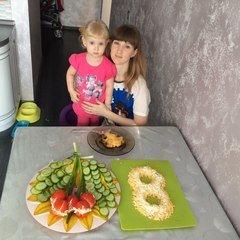 Елена Пронина