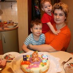 Ольга Пантюхина