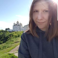 Анжелика Евдокимова
