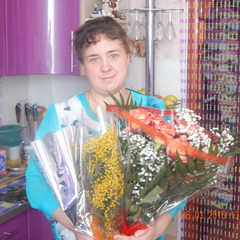 Юлия Белкина