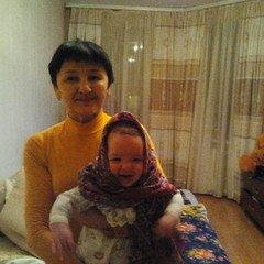 Аниса Кабирова