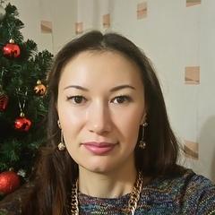 Айгуль Шамсутдинова