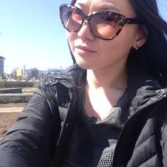 Tanya Khankhasaeva