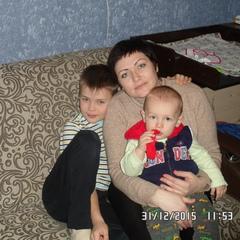 Елена Паренкова
