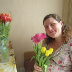Екатерина Подаруева