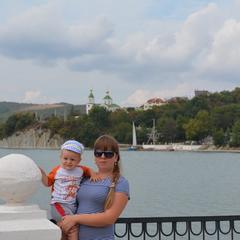 Наталья Нетунаева