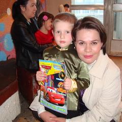 Наиля Садыкова
