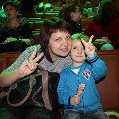 Инна Масликова