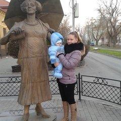 Алёна Бутурлакина