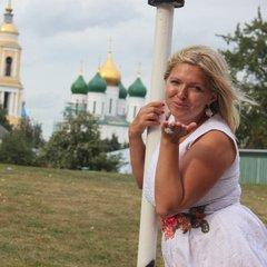 Анастасия Кустя