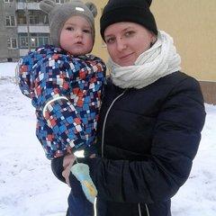 Кристиночка Первакова