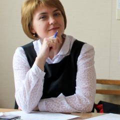 Марина Бахарева