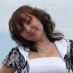 Оксана Столярова