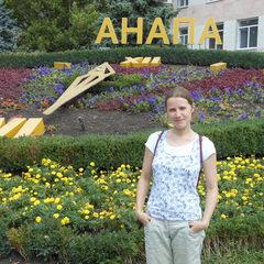 Даша Ушакова
