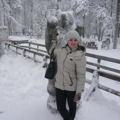Любовь Полякова