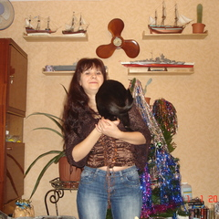 Анастасия Казюлина