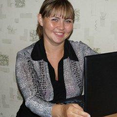 Анна Плахова