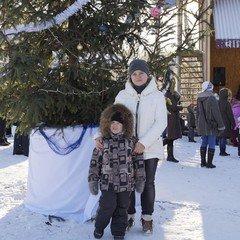 Анна Яхьяева