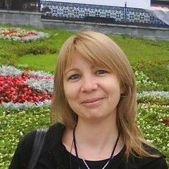 Елена Топычканова