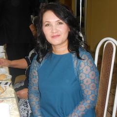 Вероника Тимиркаева