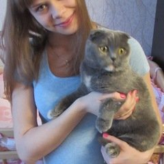 Екатерина Тишкина