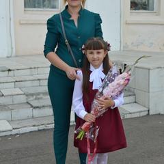 Анастасия Тарабукина
