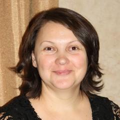 Марина Макрушина