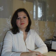 Светлана Сиухина