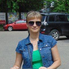 Людмила Маношкина