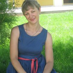 Нина Мореходова