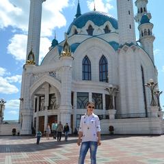 Элина Каюшкина