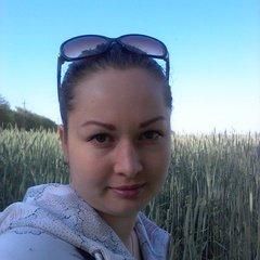 Алена Недашковская