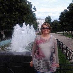 Ольга Пашкина