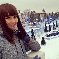 Анна Аристова