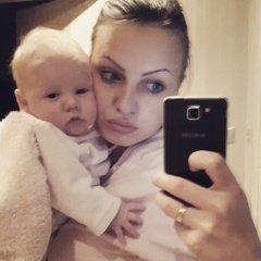 Кристиночка Костенко