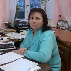Людмила Хомяк