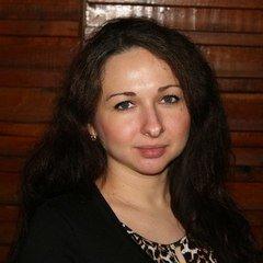 Ольга Стрельникова