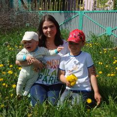 Анастасия Шаромова