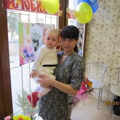 Елена Рябыкина