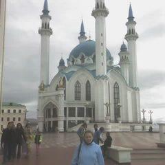 Марина Торбеева