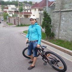 Nazgul Sarkeeva