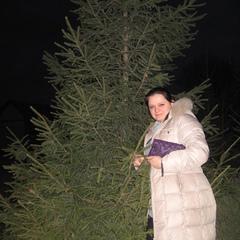 Анна Баринова