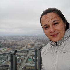 Лариса Нелюбина