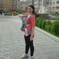 Виктория Воронухина