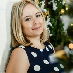 Оксана Щербакова